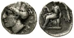 10.20.110.60: Antike - Griechen - Bruttium - Terina