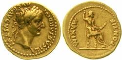 Antike - Römische Kaiserzeit - Tiberius, 14 - 37