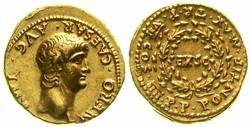 Antike - Römische Kaiserzeit - Nero, 54 - 68