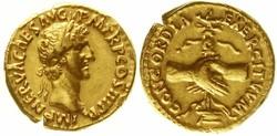 Antike - Römische Kaiserzeit - Nerva, 96 - 98