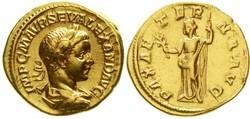 Antike - Römische Kaiserzeit - Severus Alexander, 222 - 235