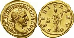Antike - Römische Kaiserzeit - Traianus Decius, 249 - 251