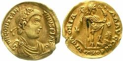 Antike - Weströmisches Reich - Constantinus III., 407 - 411
