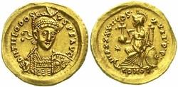 Antike - Oströmisches Reich - Theodosius II., 402 - 450