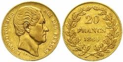 40.40.120.10: Europa - Belgien - Königreich Belgien - Leopold I., 1831 - 1865