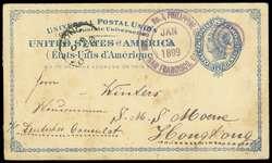 4925: Philippinen - Ganzsachen