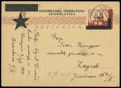 1920: Bosnien und Herzegowina (Österr.) - Ganzsachen