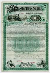 150.1000.20: Wertpapiere - Branchen - Bahn/Eisenbahn/Straßenbahn