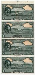 110.550.30: Banknoten - Afrika - Äthiopien