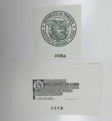 110.560.230: Banknotes – America - Panama