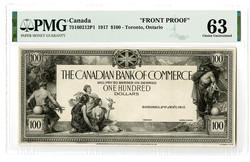 110.560.170: Banknoten - Amerika - Kanada