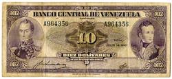 110.560.280: Banknotes – America - Venezuela