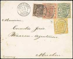 Spink Auction - Fine - Lot 2573