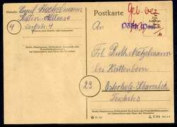 Briefmarkenhandel Dessau - Lot 455