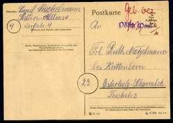 Briefmarkenhandel Dessau - Los 455
