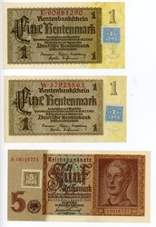 8400: Banknotes Germany