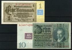 8400: Banknoten Deutschland - Notgeld