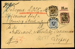 4. Briefmarkenhandel - Los 178