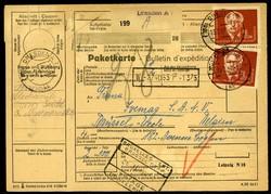 5. Briefmarkenhandel - Los 519