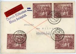 8. Briefmarkenhandel - Los 490
