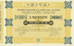 150.10: Wertpapiere - Albanien