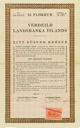 150.190: Wertpapiere - Island