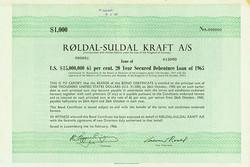 150.360: Stocks and Bonds - Norway