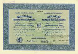 150.460: Wertpapiere - Slowenien
