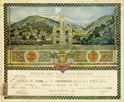 54. & 55. Historisches Wertpapierhaus - Los 143