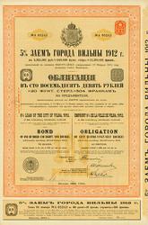 150.410: Stocks and Bonds - Russia