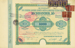 150.230: Wertpapiere - Kroatien
