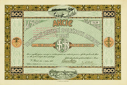 150.490: Wertpapiere - Tschechien