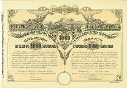 150.520: Stocks and Bonds - Hungary