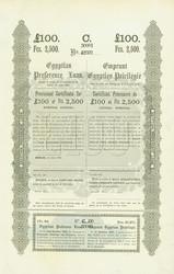 150.550.10: Stocks and Bonds – Africa - Egypt