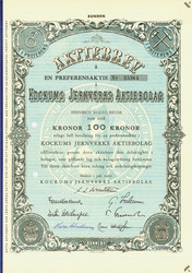 150.420: Stocks and Bonds - Sweden