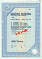 150.350: Wertpapiere - Niederlande