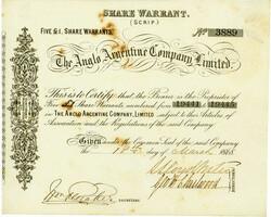 150.560.10: Wertpapiere - Amerika - Argentinien