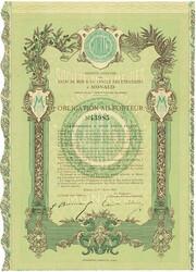 150.330: Wertpapiere - Monaco