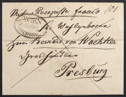 4745020: Austria Early Pre Philatelic letters and Documents