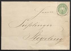 4745065: Österreich Ausgabe 1863 - Ganzsachen