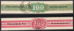 4755: Österreich Verrechnungsmarken