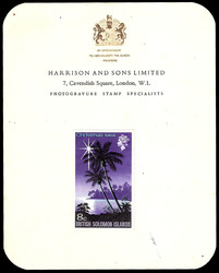 1980: British Solomon Islands