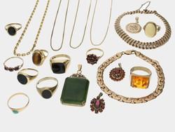 550.95: Jewelry, various