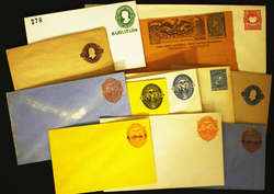 7382: Collections and Lots Latin America - Postal stationery