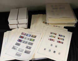 7135: Collections and Lots GB and Channel Islands - Collections