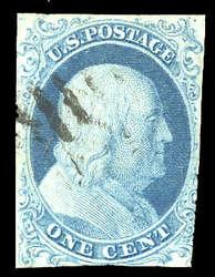 6605010: USA 1851-57 Ausgabe