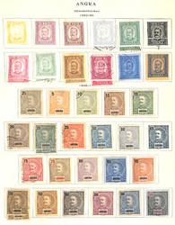 1690: Angra - Sammlungen