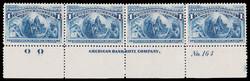 6605065: USA 1893 Kolumbus Ausgabe