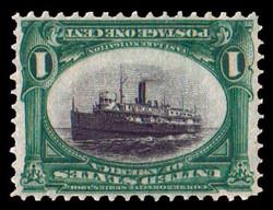 6605080: USA 1901 Pan Amerika Ausstellungs Ausgabe