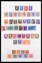 7168: Sammlungen und Posten Italien Lokalausgaben - Sammlungen